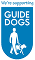 We're supporting Guide Dogs